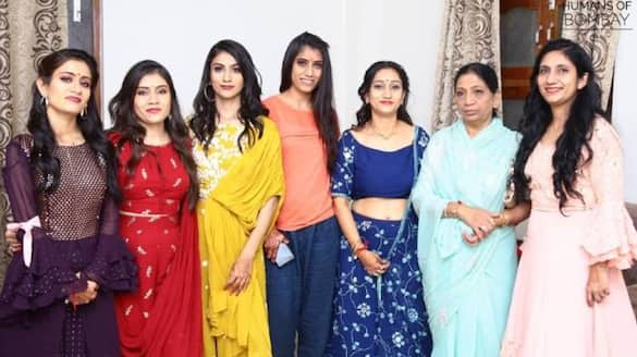 inspiring story of a mother who brought up her seven daughters