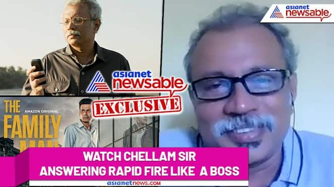 Chellam Sir's Rapid Fire: Number of handsets to Acche din's dilemma, watch Uday Mahesh answers it all - syt