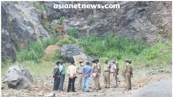 quarry accident in thrissur district crime branch will enquire