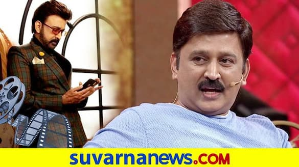 Interview with Ramesh Aravind on coming new movie