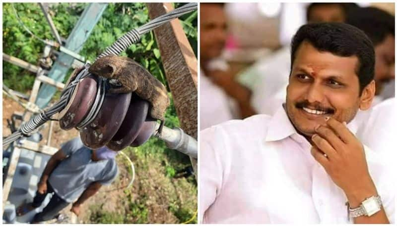 Minister Senthil Balaji gave the right response to AIADMK