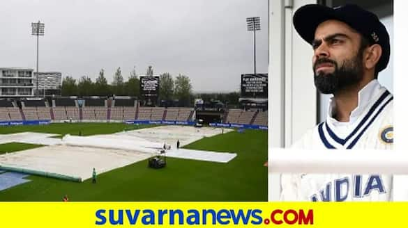 Ind vs NZ WTC Final Southampton weather Report Rain unlikely to hit Reserve Day kvn