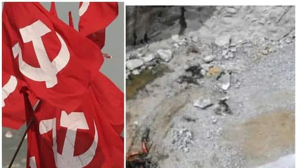 cpim response about thrissur quarry blast
