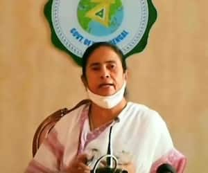Mamata Banerjee fined  5 lakh rs by Calcutta hc judge Kaushik Chanda who exit case bsm