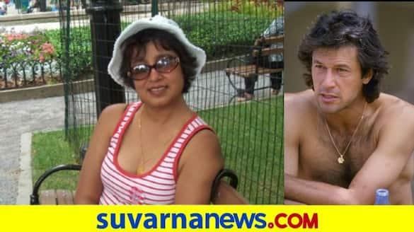 Imran Khan s shirtless photo posted by Taslima Nasreen as Pak PM shields rapists mah