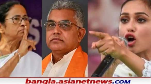 Dilip Ghosh attacks to  TMC on Kasba Fake vaccination Camp Controversy RTB