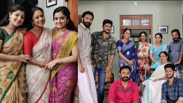 chippy shared video about malayalam serial santhwanam will be back soon