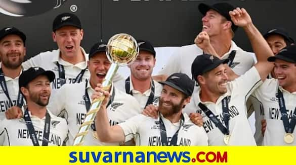 Cricket Fans reacts on Social Media as New Zealand Cricket Team Won the WTC Final against Team India in Southampton kvn