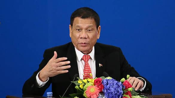 Get vaccinated or move to India or US Philippines President warns anti vaxxers bmm