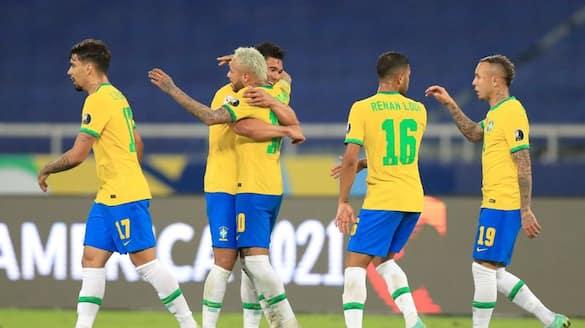 Copa America 2021: Brazil edges past Colombia controversially, Ecuador held by Peru-ayh
