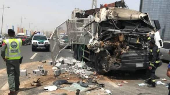Six injured in road accidents in last 48 hours in Dubai