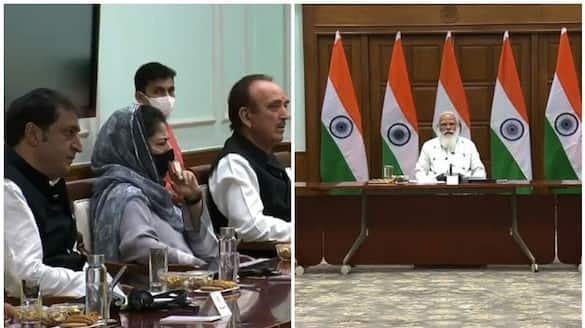 PM Modi tells Kashmir leaders to ensure new hope for people of J&K
