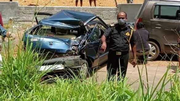 car accident in haripad
