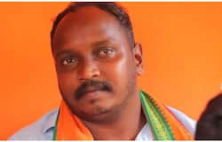 <p>Illegal liquor case yuvamorcha district leader arrested</p>