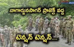 telangana, ap police forces at nagarjunasagar project akp