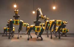 <p>Boston Dynamics' robots showcase epic dance moves with K-pop band BTS; watch the cool video</p>