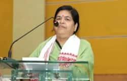 <p>usha thakur mp minister</p>