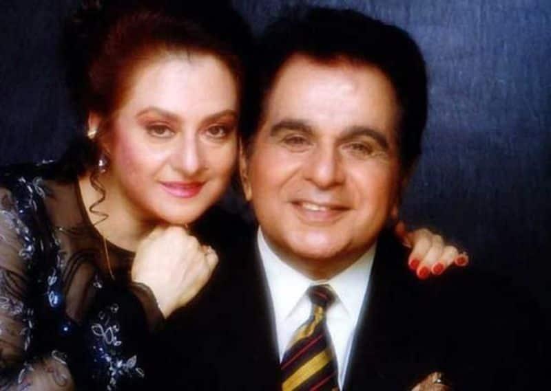 late actor dilip kumar s wife Saira Banu  hospitalised shifted to icu today BRD
