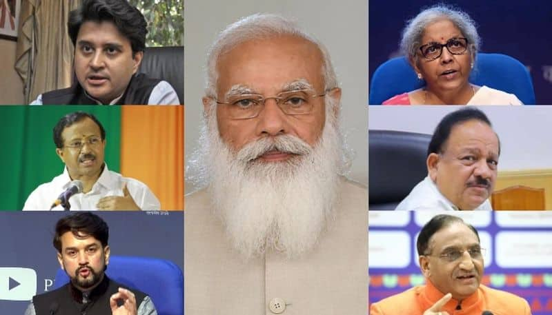 pm narendra modi s cabinet expansion to be held at 6pm today bsm