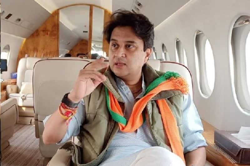 Centre aims to make air travel affordable for common man says jyotiraditya scindia bsm