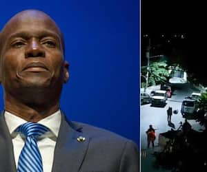 Emanuel is one of the suspects in  assassination of Haiti's president  Jovenel Moise  bsm