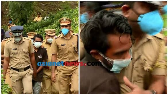 police summitted charge sheet on vandiperiyar rape and murder case