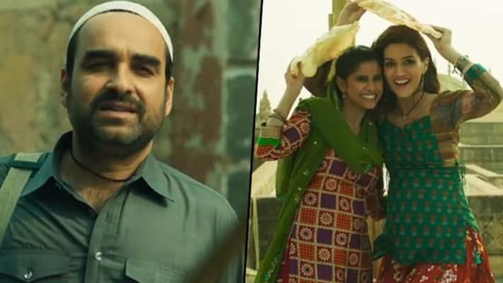 Kriti Sanon, Pankaj Tripathi's Mimi trailer out: Film to take you on emotional, comical ride about surrogacy