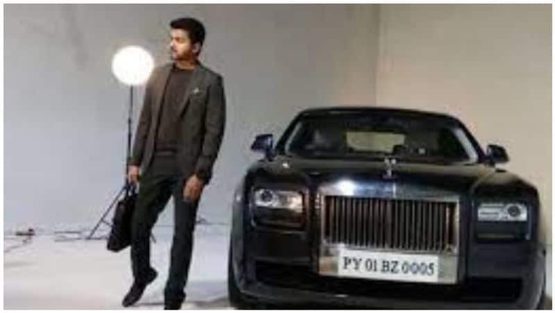 Actor Vijay paid the entire entrance tax