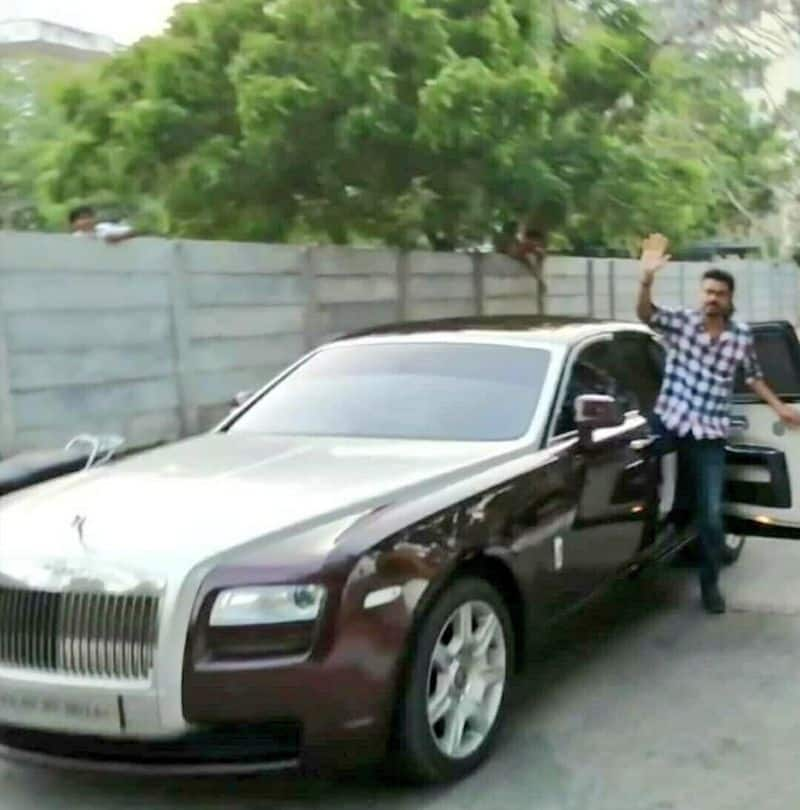 Thalapathy vijay rolls royce  reappeal case today on chennai high court