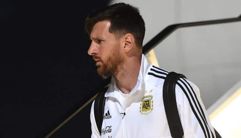 Lionel Messi is going to sign a two-year contract with french club PSG spb