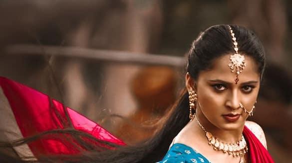Anushka as chndaramukhi with P Vasu?
