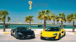 Experience the luxury of driving a premium car with Masterkey Rent A Car