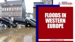Deadly Floods Ravage Germany, Other Parts Of Western Europe