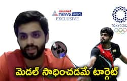 Badminton super star Sai Praneeth Exclusive Interview: Winning Medal is the only Target