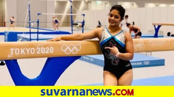 Tokyo 2020 Indian Gymnast Pranati Nayak Fails to Qualify for Final kvn