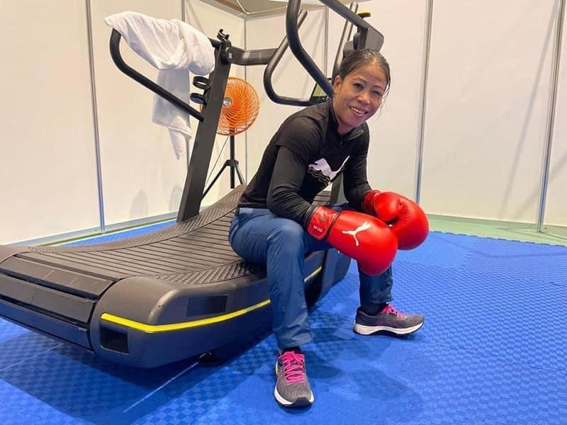 Tokyo 2020 day 2 Boxing Mary Kom vs Miguelina Hernandez Match Updates