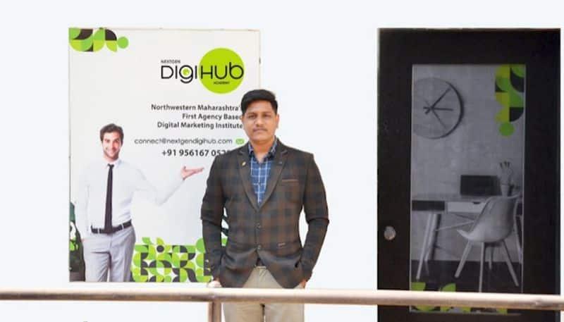 Establishing NextgenDigiHub, Tushar Rayate emerges as a digipreneur