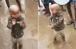 <p>Little boy shows dancing skills like a pro, takes the internet by storm; Watch video</p>