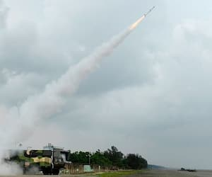 DRDO successfully test-fires new generation Akash surface-to-air missile bpsb