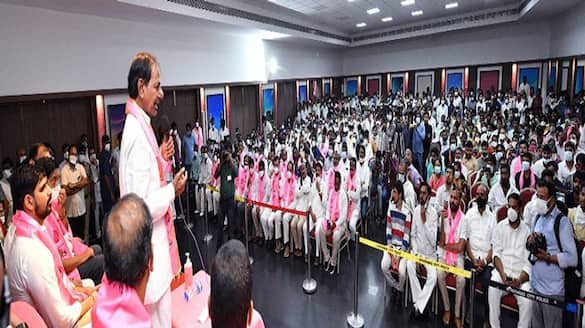 telangana cm kcr to campaign in huzurabad bypoll on october 26th and 27th