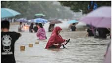 At least 25 dead as rains deluge central China's Henan province lns