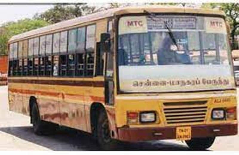 If a government bus runs 1 km, a loss of Rs. 60