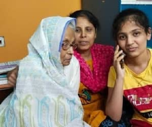 Out of 8 lakh students, Rumna Sultana took the first place in higher secondary bpsb