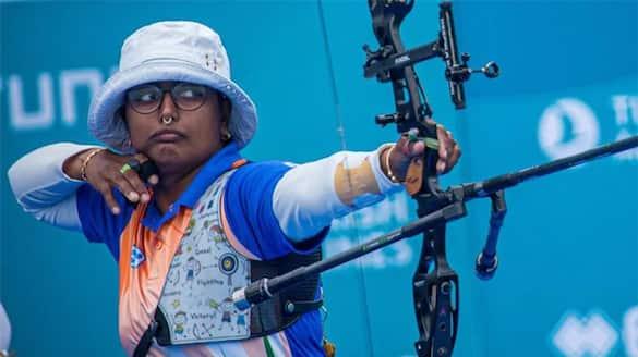 Deepika Kumari lost to an San in quarter finals of archery womens individual event in Tokyo 2020 Olympics spb