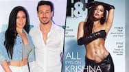 Jackie shroff daughter krishna shroff shares a topless photo on magazine cover disha patani reacts BRD
