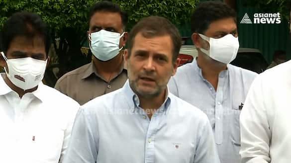 extend moratorium: Rahul gandhi writes to FM