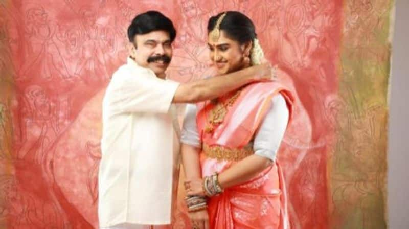 4th marriage for Vanitha with Power Store? Vanitha with an open mind .. vanitha says my personal preference.