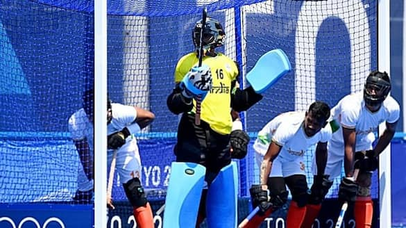 Tokyo Olympics: India sails into semis with 3-1 win over Great Britain in men's hockey-ayh