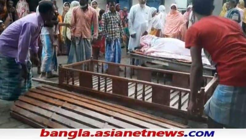 Dead body of a missing TMC leader of Malda has been recovered from the border area RTB