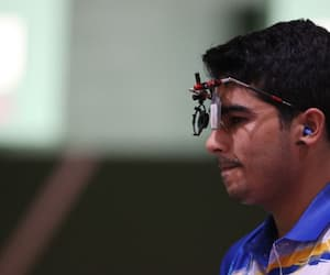 Tokyo Olympics: Saurabh Chaudhary lost in the 10 metre Air Pistol Finals